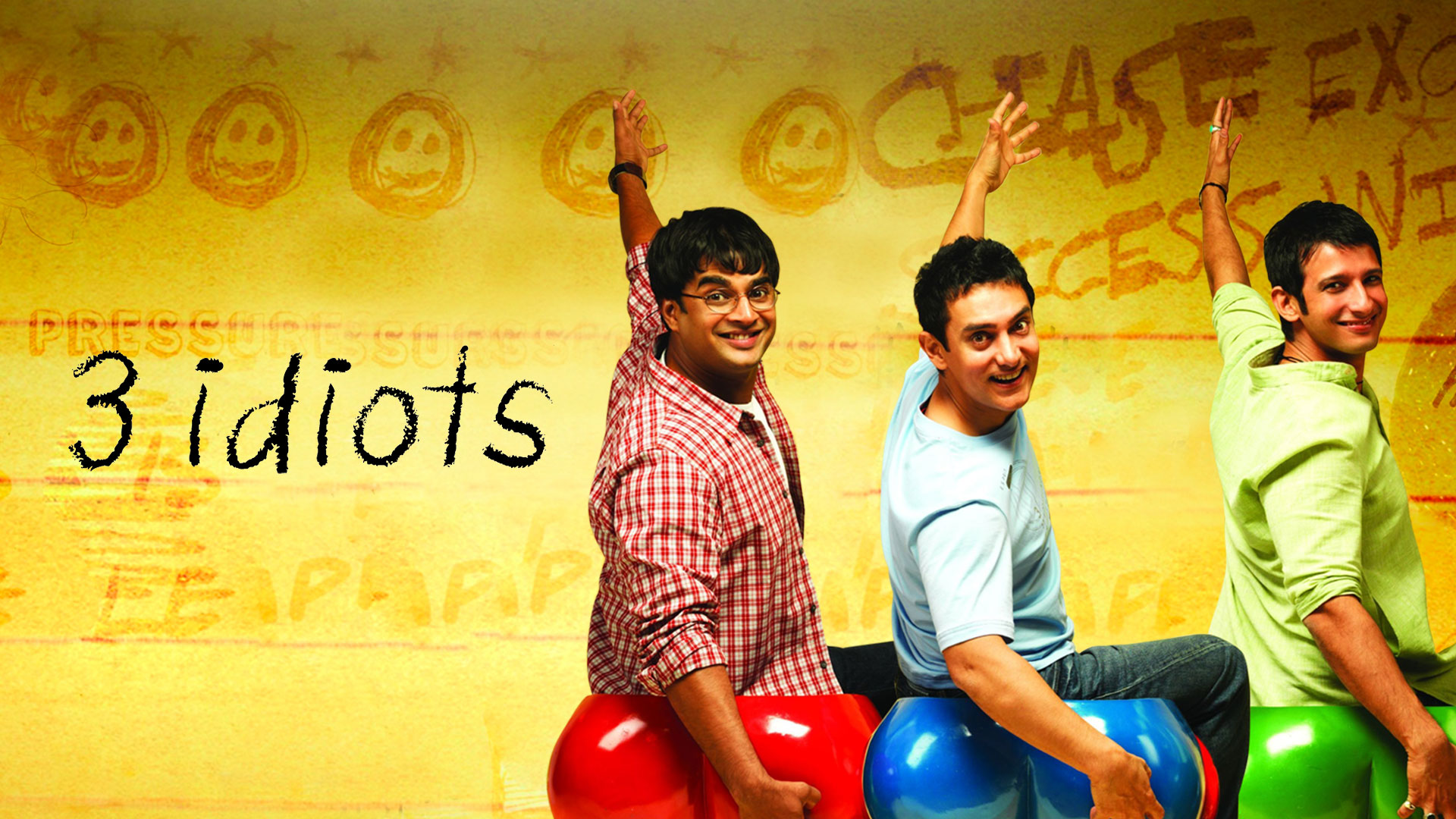 Watch 3 Idiots Hindi Movie Online in Full HD on SonyLIV