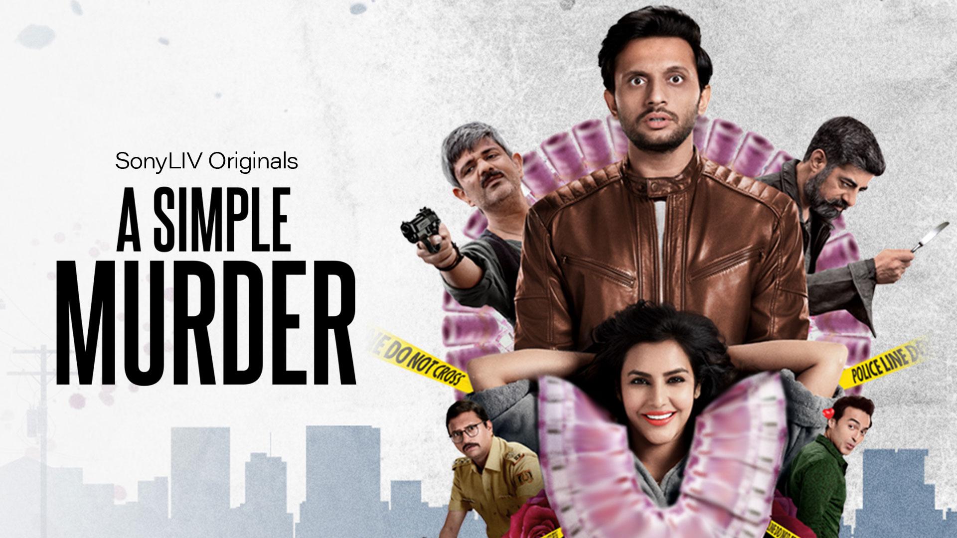 A Simple Murder - Watch Online - SonyLIV