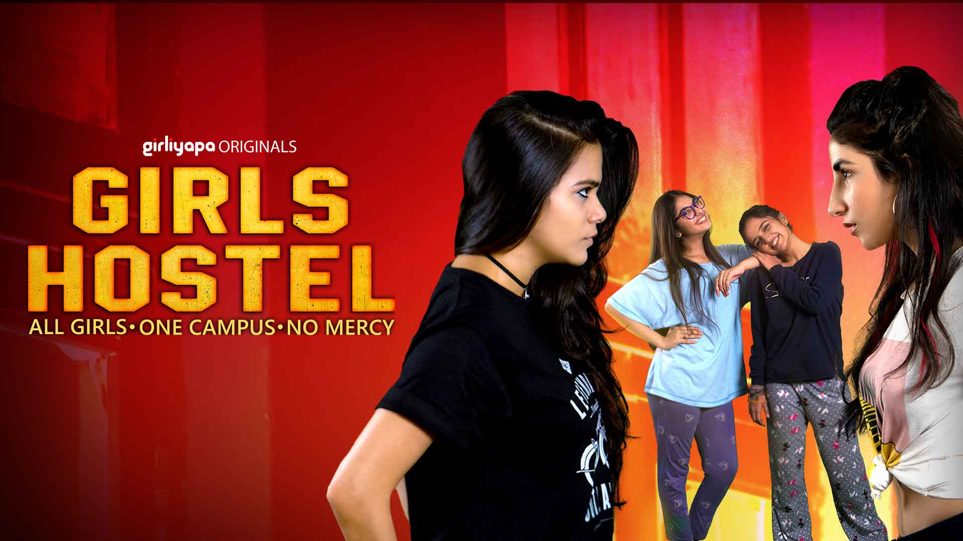 Girls Hostel 2.0 – Season 1 (2021) Hindi HD Web Series