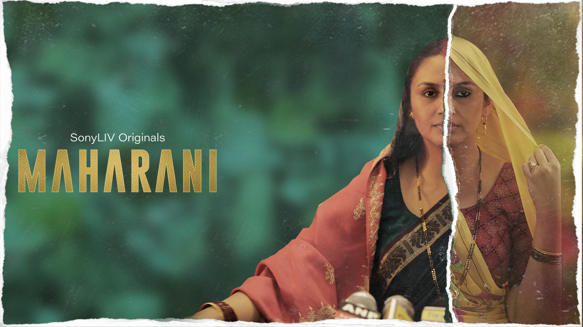 Maharani Web Series - Watch All Episodes Online - SonyLIV Originals