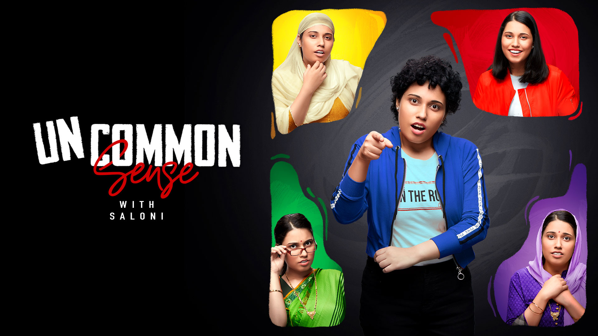 Watch Uncommon Sense With Saloni Online - All Latest Episodes Available on  SonyLIV