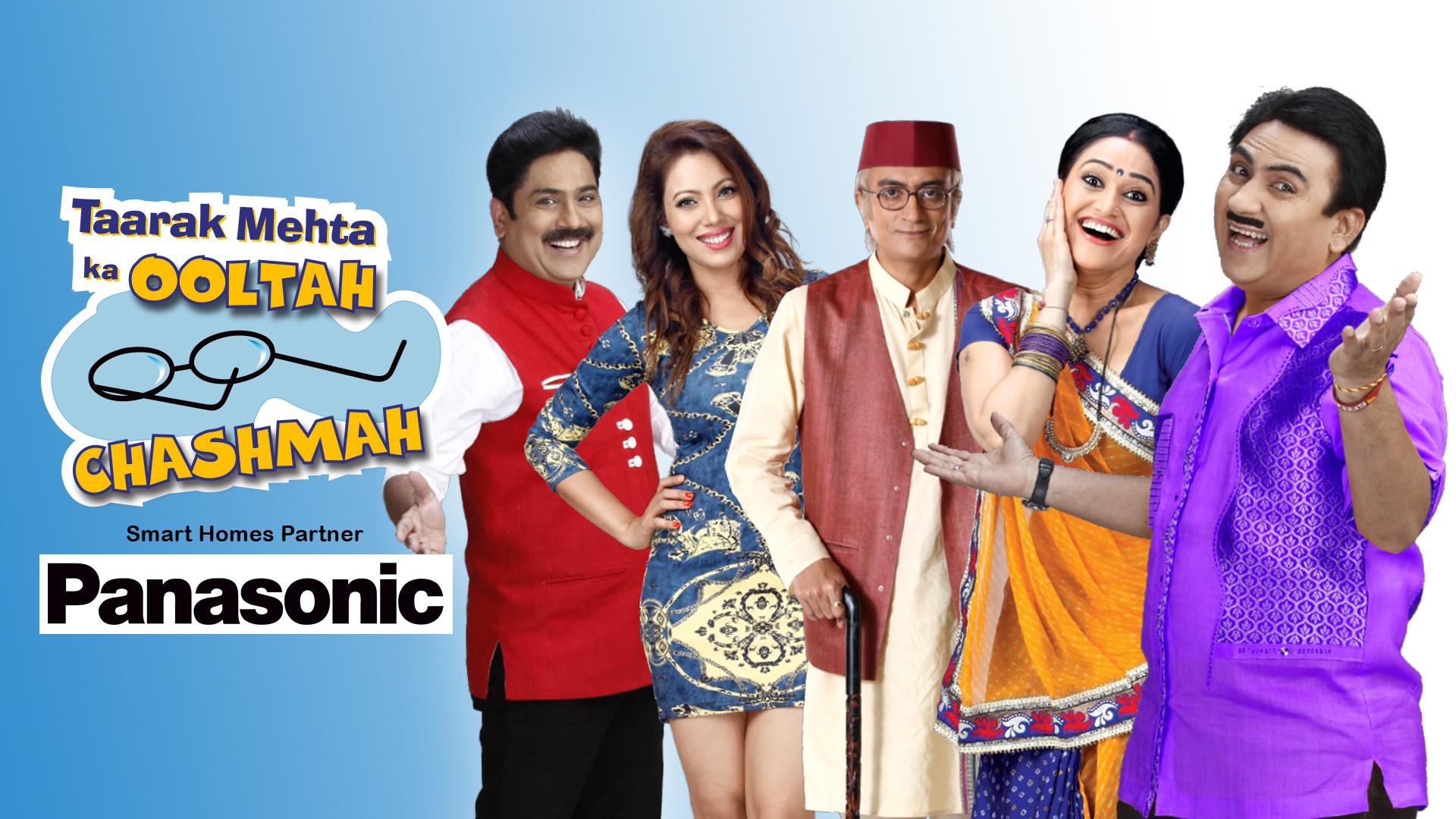 Watch Taarak Mehta Ka Ooltah Chashmah Online - All Latest Episodes Online on SonyLIV
